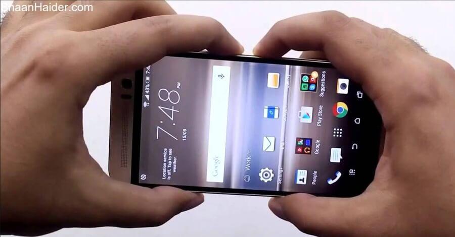 Kako slikati ekran telefona
