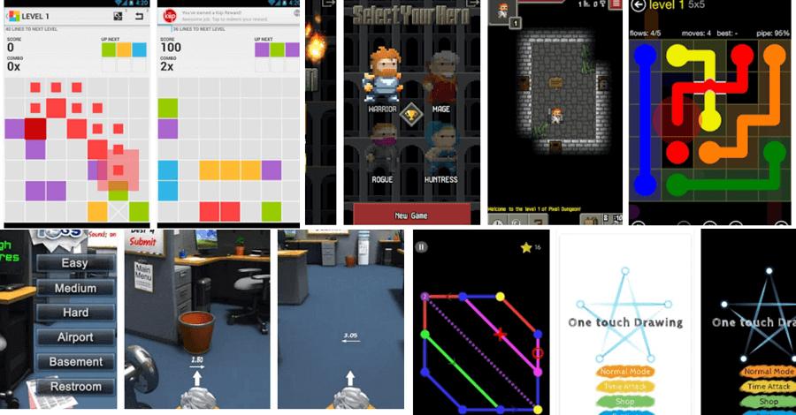 7 zabavnih Android igrica ispod 10 MB