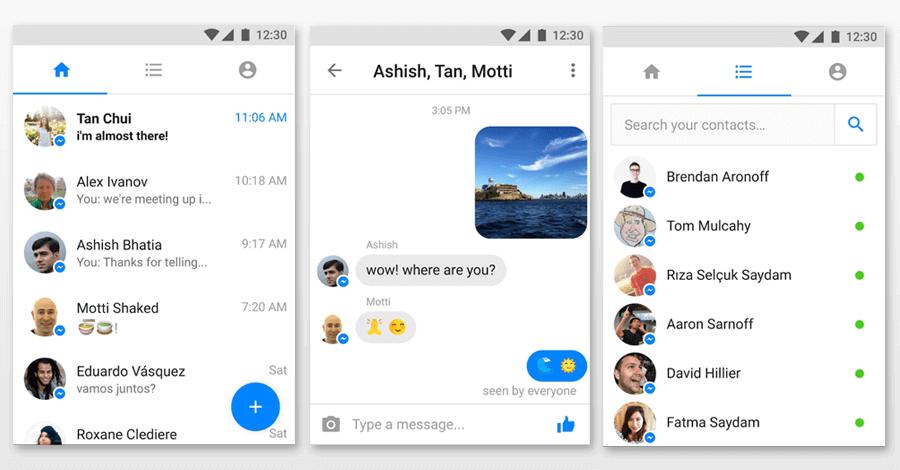 Pojavila se Facebook Messenger Lite aplikacija