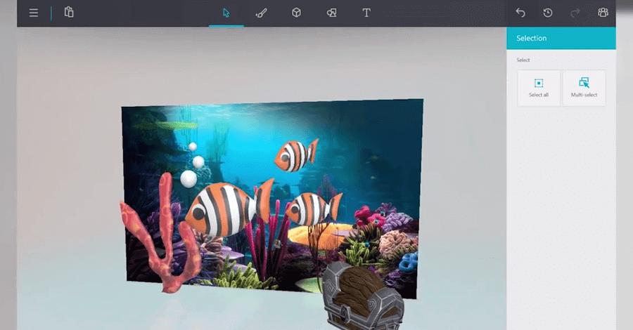 Microsoft priprema potpuno novi Paint! 3D crtanje je samo jedna novina