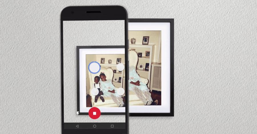Digitalizujte svoje stare slike pomoću Google PhotoScan aplikacije!
