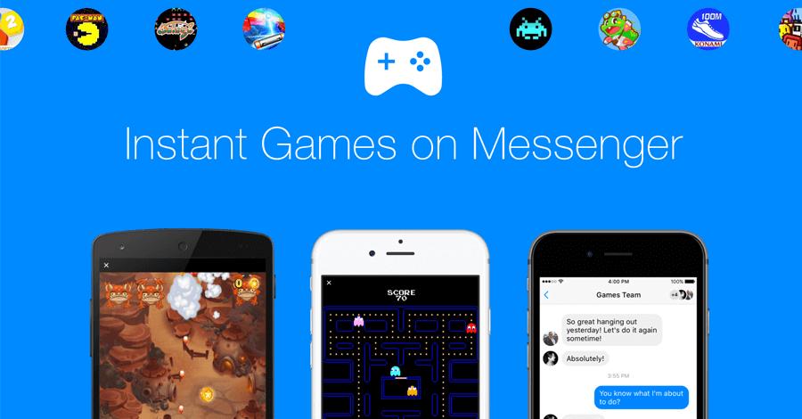 Facebook Messenger uveo klasik arkadne igrice!