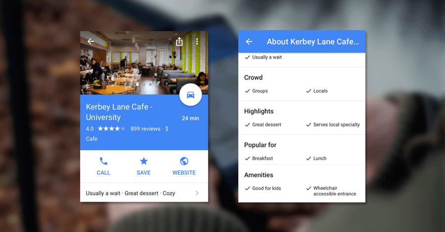 Google Maps sada prikazuju i da li objekat poseduje prilaz za invalidska kolica