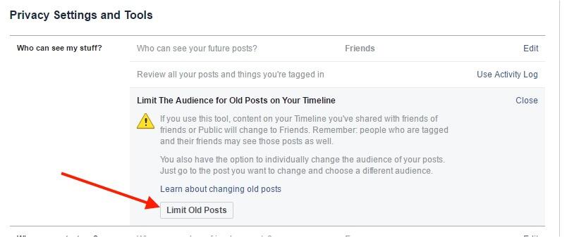 protect facebook profile privacy (1)