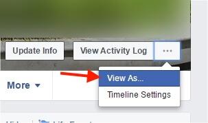 protect facebook profile privacy