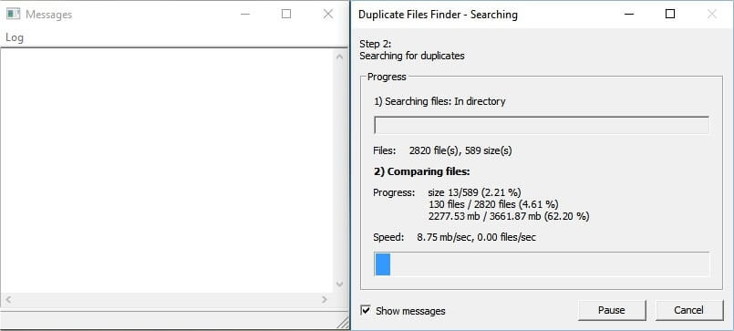 duplicate file finder windows